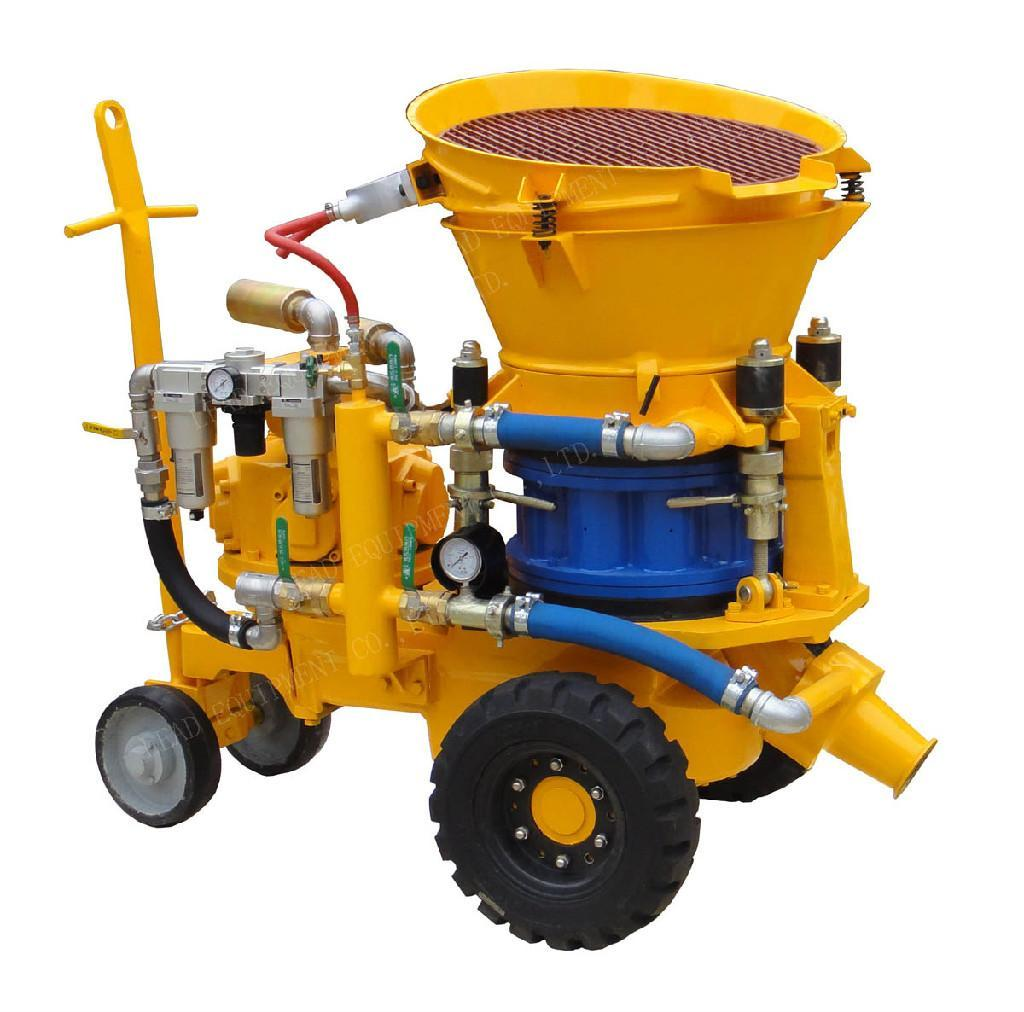 Shotcrete Machine Suppliers